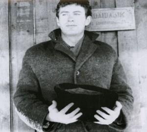 Жириновский в молодые годы