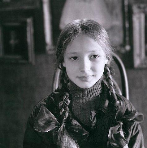 Анастасия волочкова маленькая