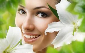 Как сохранить кожу лица молодой
