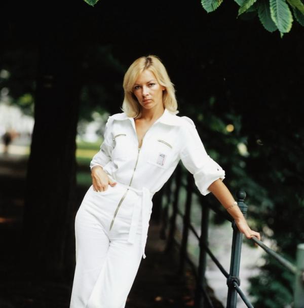 Барбара Брыльска в молодости9