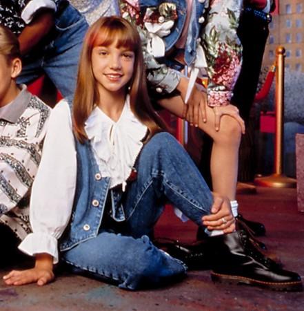 Бритни спирс в молодости5