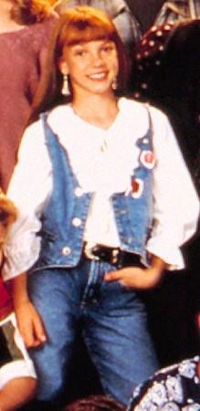 Бритни спирс в молодости6