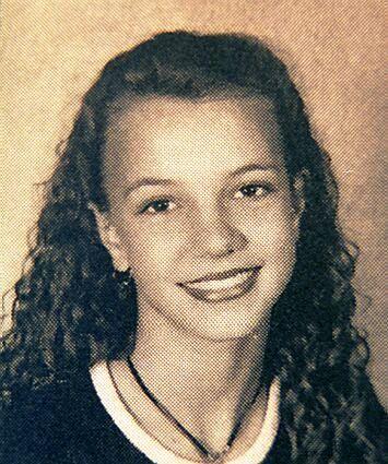 Бритни спирс в молодости7