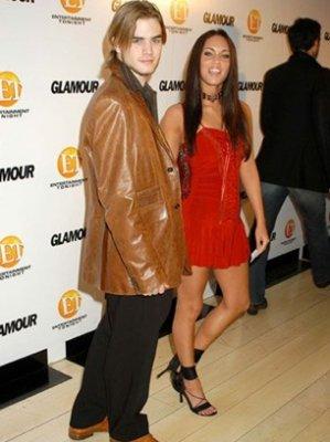 Джордж Клуни в молодости