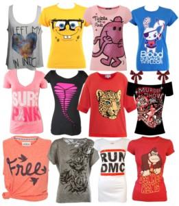 модные футболки 2013